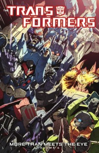 Transformers: More Than Meets the Eye vol. 4 Preview