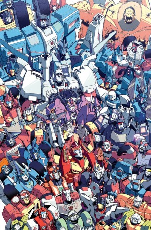 Transformers News: Transformers: More Than Meets the Eye Nominated for Best of 2016 Sci-Fi Comic