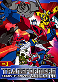 Details of Japanese Transformers Animated Cartoon DVD
