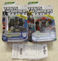 Transformers News: Transformers Prime Robots in Disguise Cyberverse Commanders Wave 2 Spotted at Retail
