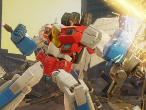 New launch content for Transformers: Forged to Fight action-fighting RPG mobile game