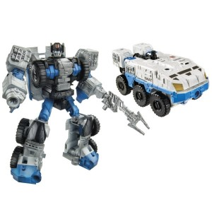 Transformers Combiner Wars Rook Video Review