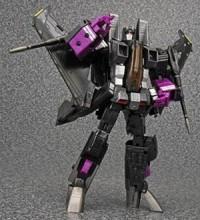 Transformers News: Hasbro Universe Exclusive Masterpiece Skywarp teleports to the UK!
