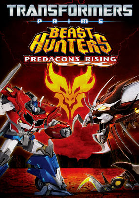 Transformers News: Transformers Prime: Predacons Rising Now Available on Netflix