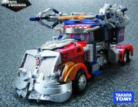 Transformers News: Higher Quality Images: APS-01 Striker Optimus Prime