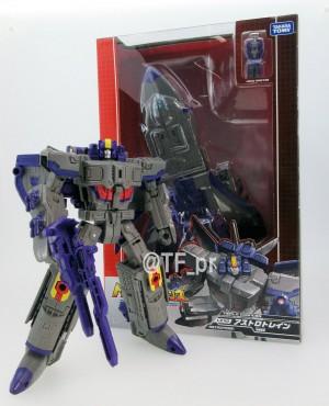 Transformers News: New Image of Takara Tomy Transformers Legends LG40 Astrotrain
