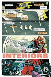 Transformers News: Transformers: More Than Meets The Eye Ongoing #6 Creator Commentary
