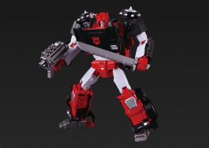 Transformers News: Takara Tomy Transformers Masterpiece MP-12G G2 Sideswipe Webpage Live