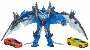 Transformers: Age of Extinction Legion and Scout Class Figures Revealed