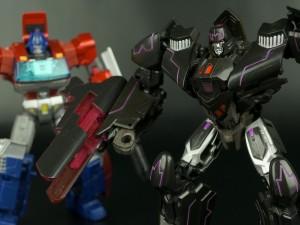 New Galleries: Takara Tomy Generations TG-25 Orion Pax vs Megatronus