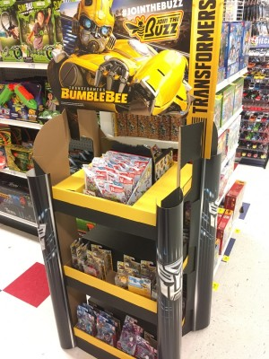Bumblebee Movie Toys and Tiny Turbo Changers Series 3 found at US and Canadian Retail