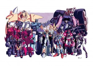 Transformers News: Nick Roche Prints Christmas Sale
