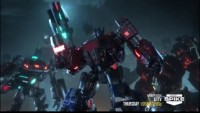 Transformers News: New Transformers: Fall of Cybertron Footage This Week on GTTV