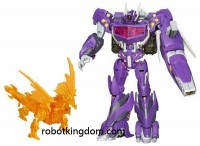Transformers News: Cybertron Con Exclusive Transformers Prime Beast Hunters Shockwave's Lab