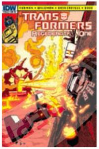 Transformers News: Transformers Regeneration #86- Natural Selection- Seibertron.com Commentary