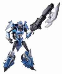 """Transformers Prime """"Robots in Disguise"""" Deluxe Arcee Revealed"""