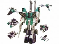 Transformers News: Asian Exclusive Sixshot Reissue to Feature Metallic Paint and Chrome Guns