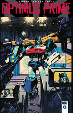 iTunes Preview of IDW Optimus Prime #8