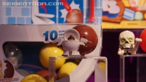 Gallery of Transformers Botbots Display from #HasbroToyFair 2020 with Toilet Bowl Bot