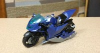 Transformers News: Transformers Prime Deluxe Arcee Video Review