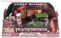 Human Alliance Skids with Mikaela and Arcee released in North America