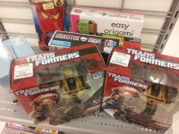 Transformers News: Transformers Generations Voyagers Already Showing Up at Discount Retail?