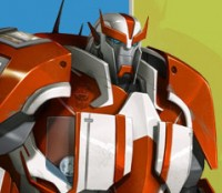 New Transformers Prime Images: Ratchet and Possible Decepticon Drone