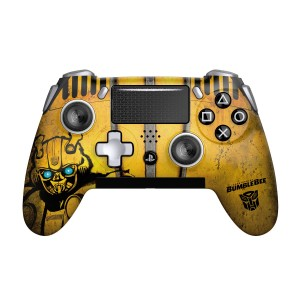 Bumblebee Edition SCUF Vantage Play Station 4 Controller Revealed