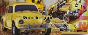 Transformers Movie Masterpiece MPM-7 Volkswagen Bumblebee