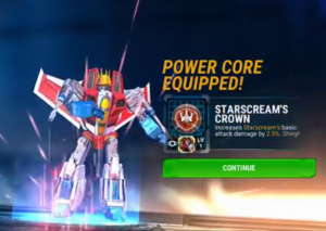 Transformers News: Transformers: Earth Wars - 'What Are Power Cores' Video Series