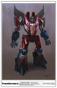 Transformers News: Transformers - War For Cybertron Profile: Starscream