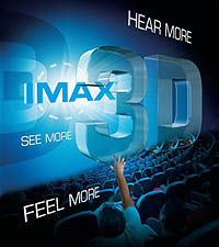Transformers News: Dark Of The Moon Back in Imax 3D August 26 - September 8