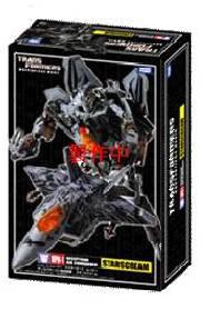 New Transformers Masterpiece - Movie Edition Starscream