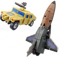 New Images of FansProject's 'Crossfire' Explorer and Munitioner