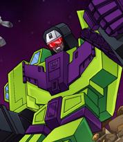 Transformers News: More Guido Guidi Art-  Season 2 Volume 1 Shout! Factory DVD Cover Clean Version