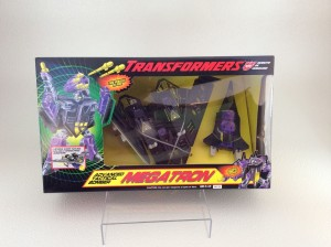 Transformers News: More Rare G2 Items on Ebay: ATB Megatron, G2 Dragstrip and G2 Gobots, Upcoming Hero Megatron and Optimus Prime