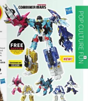 Transformers Generations Platinum Edition Liokaiser on Entertainment Earth at $129.99