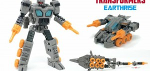 New Video Review of Transformers Earthrise Deluxe Class Fastrack