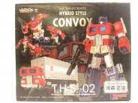 Transformers News: THS-02 Hybrid Style G1 Convoy seeing a re-release.