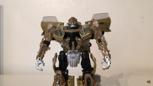 Transformers News: Video Review of 2018 SDCC Exclusive Transformers BUMBLEBEE Retro Rock Garage Vol.1