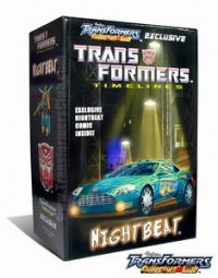 Transformers News: Club Exclusive Nightbeat Close To Sold Out