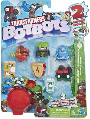 Transformers News: BotBots Lawn League 8-Packs Available to Order on Amazon.com
