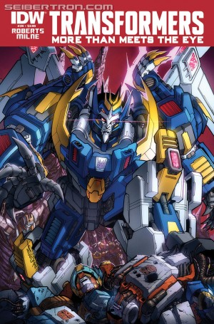 Transformers News: Sneak Peek - IDW Transformers: More Than Meets the Eye #39 iTunes Preview