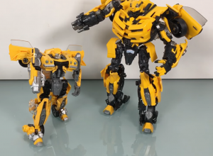 Transformers News: Video Reviews for Transformers Studio Series 01 Bumblebee