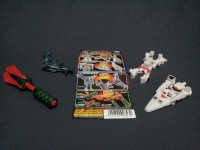 Transformers News: Takara Tomy Transformers Prime Arms Micron Capsule Toys Wave 3 In-Hand