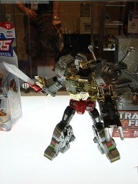 Transformers News: Hasbro Masterpiece Grimlock at San Diego Comic-Con
