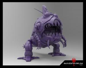 Transformers News: Imaginarium Art Sharkticon Renders