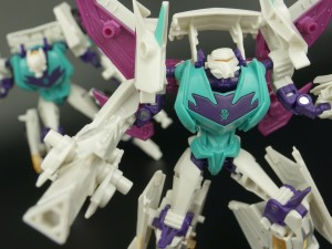 Transformers News: New Galleries: BotCon 2014 Dread Pirate Crew Wingspan with Pillage and Pounce with Plunder