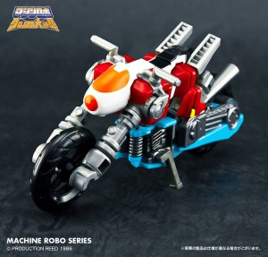 Transformers News: Colour Images of Action Toys New Machine Robo figures aka GOBOTS