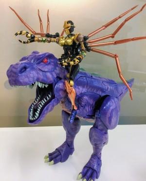 Transformers News: New Images of Masterpiece MP46 Blackwidow Beast Wars AKA Blackarachnia
